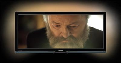 日本高清广告Philips Cinema - Parallel Lines - The Gift, by Carl Erik RinschPhilips Cinema - Parallel Lines高清短片系列广告视频