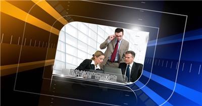 edius企业照片展示模板 edius模板免费下载 edius源文件