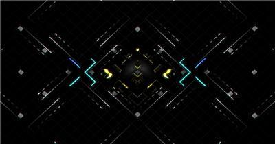 A280-无缝循环节奏素材(有音乐) 摇滚背景