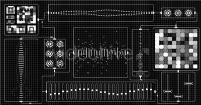 AE:DJ音频特效 AE资源ae下载16