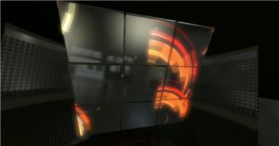 edius 舞台LOGO展示模板 edius模板免费下载 edius源文件