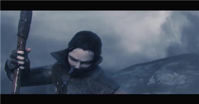 AE:史诗魔幻预告片 ae视频素材17 大气 电影特效ae素材