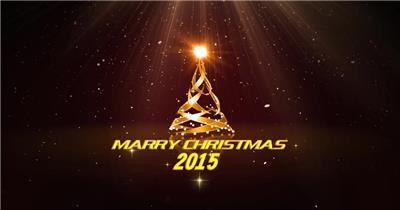 ED圣诞快乐 EDIUS模板 圣诞节 EDIUS素材 节日模版