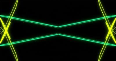 灯光秀素材03长度1分钟走秀时尚T台 酒吧视频 dj舞曲 夜店视频