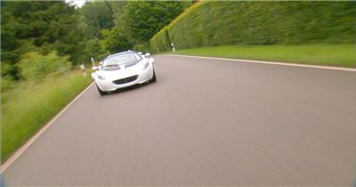0306-汽车快速行驶一组4-沙漠中国实拍视频素材 视频下载中国实拍