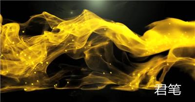 PR:LOGO片头 pr片头 LG-09 金马拖尾粒子标志展示 pr素材 pr模版  adobe Premiere素材 premiere视频模板 premiere模板