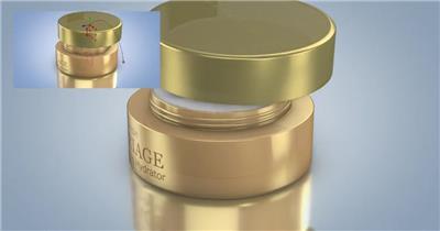 AE:4化妆品包装展示 AE模板素材 ae素材下载18 栏目包装ae素材