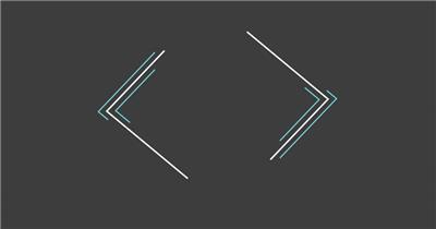 edius简洁LOGO标志动画模板 edius模板免费下载 edius源文件