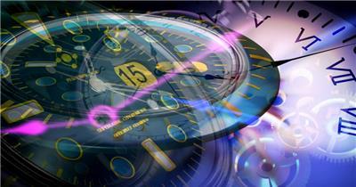 企业时间金融02 视频动态背景 虚拟背景视频
