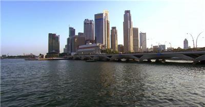 航拍鸟瞰城市3航拍 鸟瞰 城市 高空实拍 视频