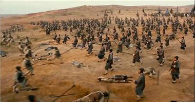 中国古代战争高清实拍视频中国实拍视频素材 视频下载中国实拍
