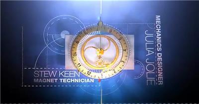 11100 科技片头 ae特效下载 AE视频特效 片头ae素材