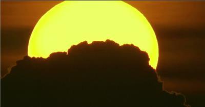 0837-日落12中国实拍视频素材 视频下载中国实拍