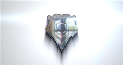 11738 科技感快速Logo动画 免费AE模板特效素材下载 典尚视频素材 科技元素ae素材