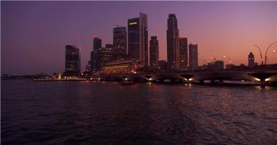 航拍鸟瞰城市4航拍 鸟瞰 城市 高空实拍 视频