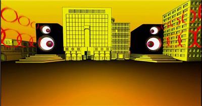 audible_city_2_hd酒吧娱乐夜场素材 酒吧视频 dj舞曲 夜店视频