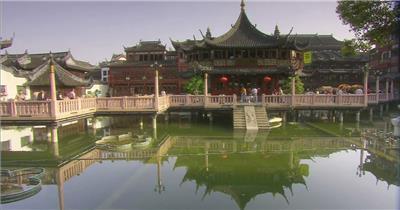 084-苏州园林景(上海)