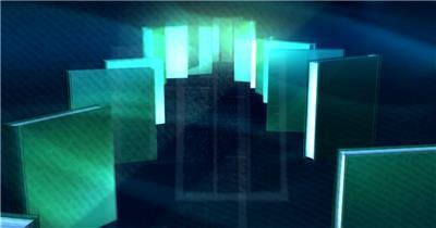 医学健康教育 (4) 视频动态背景 虚拟背景视频
