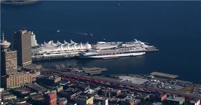 航拍鸟瞰城市5航拍 鸟瞰 城市 高空实拍 视频