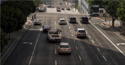 运动的交通001068VTXHD汽车行驶 开车 小车