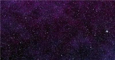 超炫星空粒子银河流星动态素材006 视频背景