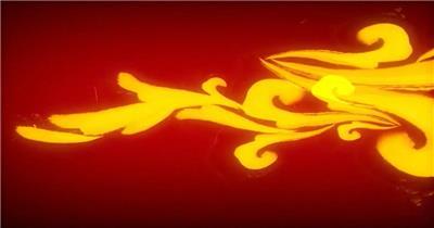 YM4393中华好儿孙(有音乐) 武术太极八卦 中国风视频 背景视频