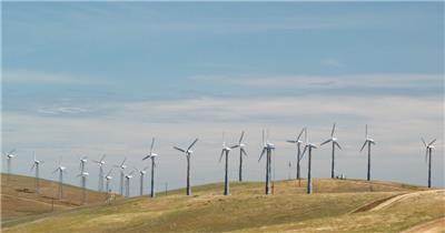 新能源-Energy000728_VTXHD风力发电 清洁能源 风力发电 工业