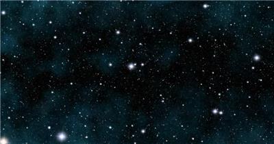 超炫星空粒子银河流星动态素材009 视频背景