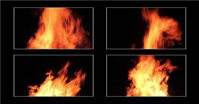 20个火焰特效素材