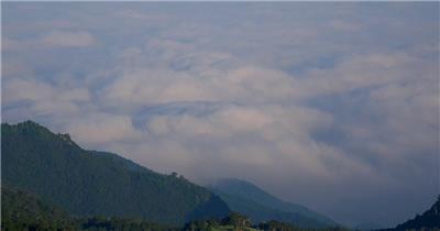 [4K] 绿林山脉俯拍 4K片源 超高清实拍视频素材 自然风景山水花草树木瀑布超清素材