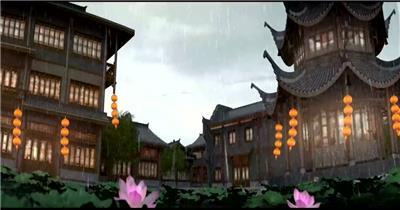 嘉州 三维建筑动画 漫游 地产 房产