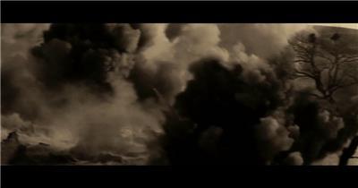 抗战打仗视频素材 抗日战争红军长征 解放战争新中国成立视频素材14
