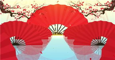 中国风古典视频高清品质A11