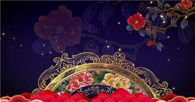 中国风古典视频高清品质A01
