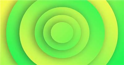 彩色渐变图形形状的转场过渡动画素材