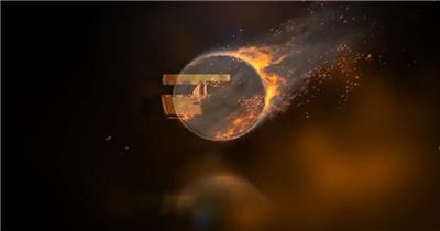 燃烧火焰旋转入场和故障揭示开场