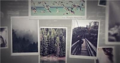 忽闪忽闪环境中令人感动的温情记忆相册图集展示