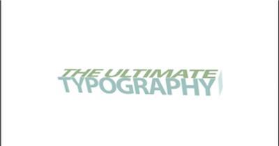 图形文字Abstarct Typos - 05
