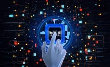 震撼物联网科技开场AI人工智能AE模板
