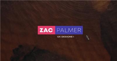 25个彩色文字标题字幕条动画AE源文件